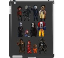 Icons of Horror iPad Case/Skin
