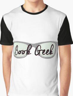 Book Geek Graphic T-Shirt