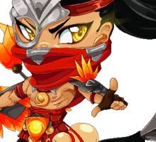 Hou Yi Chibi Sticker