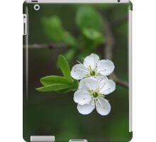 Pure As White iPad Case/Skin