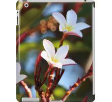 Frangipani  iPad Case/Skin
