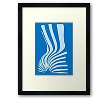 Body Line 03 Framed Print