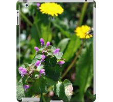 Spring Is In The Air iPad Case/Skin