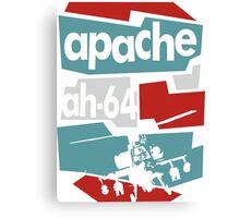 Go Apache Canvas Print