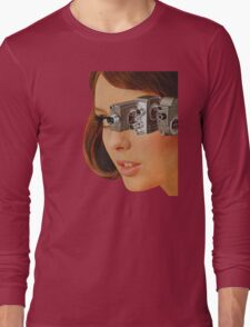 I'm Watching You! Long Sleeve T-Shirt