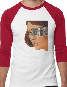 I'm Watching You! Men's Baseball ¾ T-Shirt