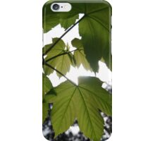 Sparks Of Heaven iPhone Case/Skin