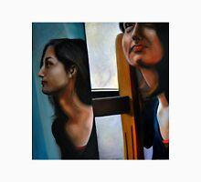Double, 2012, 100-100cm, oil on canvas Unisex T-Shirt