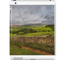 Ribblesdale  - Yorkshire Dales iPad Case/Skin