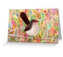 Sweet Bird Greeting Card