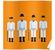 Clockwork Squad Poster