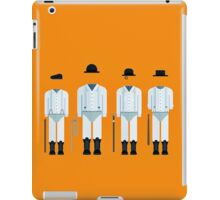 Clockwork Squad iPad Case/Skin