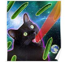 Cucumba Invasion Poster