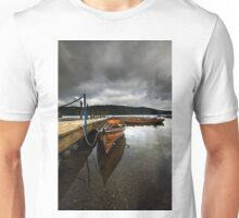Changing weather on Windermere Unisex T-Shirt