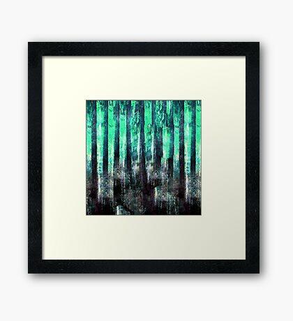 abstract 5/16 b Framed Print