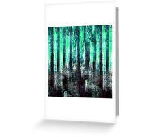 abstract 5/16 b Greeting Card