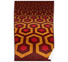 Overlook's Carpet Poster