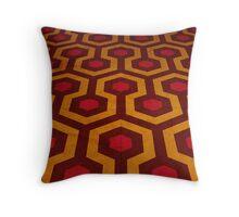 Overlook's Carpet Throw Pillow