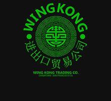 WING KONG - BIG TROUBLE IN LITTLE CHINA JACK BURTON (GREEN) T-Shirt