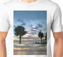 Green Key at Sunset, New Port Richey, FL Unisex T-Shirt