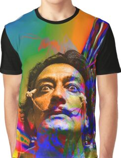 Dream of Salvador Dali Graphic T-Shirt