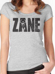 ZANE (Frank Zane Tribute) Women's Fitted Scoop T-Shirt