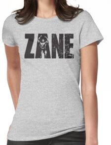 ZANE (Frank Zane Tribute) Womens Fitted T-Shirt