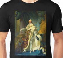 Louis XVI At Versailles Unisex T-Shirt