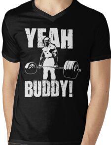 YEAH BUDDY (Ronnie Coleman) Mens V-Neck T-Shirt
