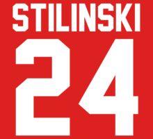 Teen Wolf - Stilinsky 24 One Piece - Short Sleeve
