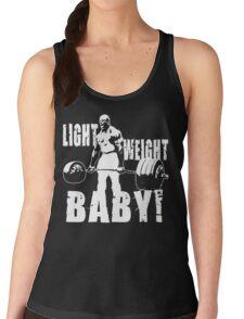 Light Weight Baby! (Ronnie Coleman) Women's Tank Top