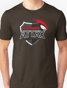 ALTERNATE aTTAx logo T-Shirt
