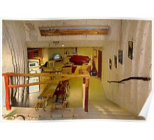 Down to Erth - Coober Pedy Poster