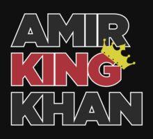 "Amir ""KING"" Khan Kids Tee"
