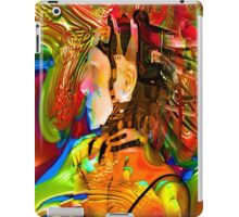 Robot Connection iPad Case/Skin