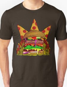 Burger, Pizza, Fries T-Shirt