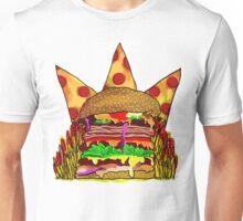 Burger, Pizza, Fries Unisex T-Shirt