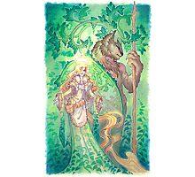 forest spirits Photographic Print