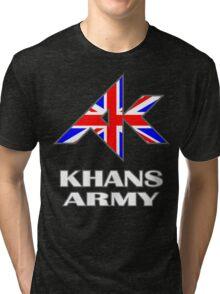 Khans Army Tri-blend T-Shirt