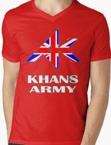 Khans Army Mens V-Neck T-Shirt