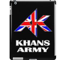 Khans Army iPad Case/Skin