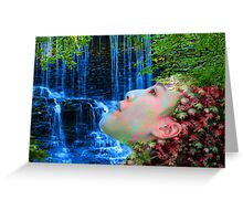 Fountain of Youth  Greeting Card