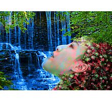 Fountain of Youth  Photographic Print