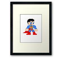 Super-Retro! Framed Print