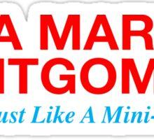 Flea Market Montgomery shirt – Sammy Stephens, Ellen Sticker