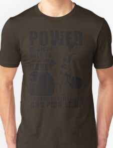 POWER (Arnold) T-Shirt