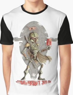 Strawberry Solo Graphic T-Shirt