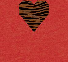0602 Russet Tiger Tri-blend T-Shirt