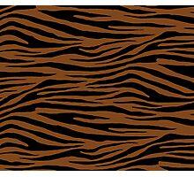 0602 Russet Tiger Photographic Print