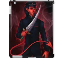 Azazel iPad Case/Skin